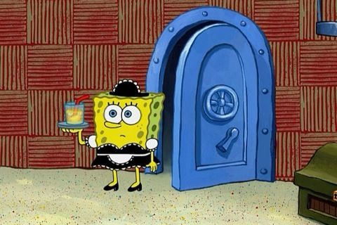 Spongebob | 3 Beautiful BAMFs | Page 4